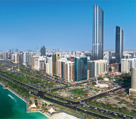 The biannual report of Abu Dhabi